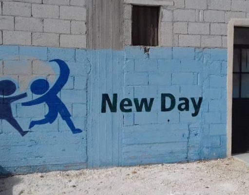مركز يوم جديد لرعاية التوحد ومتلازمة داون.