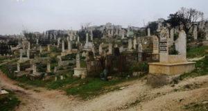 مقبرة كفر سجنة.