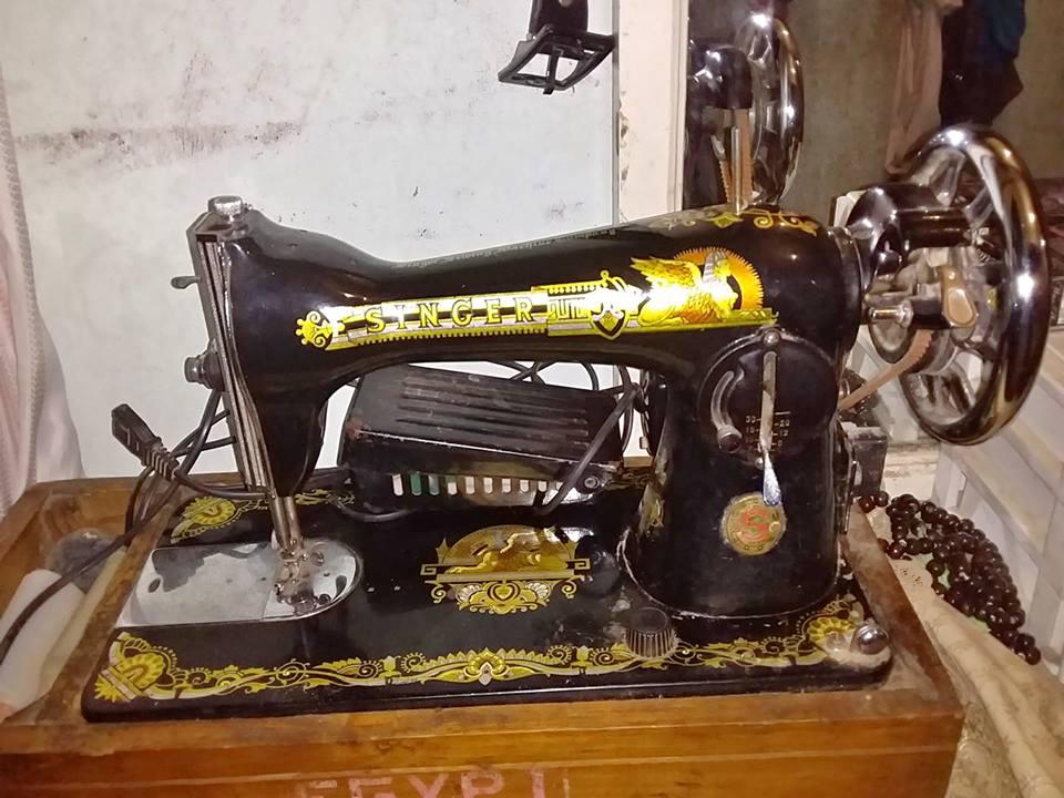 ماكينة زينجر - أنترنيت