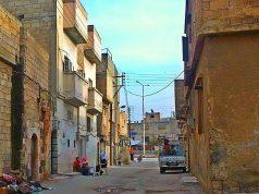 حي الحميدية في مدينة حماه -أنترنيت