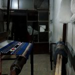 نول آلي يعمل على الطاقة الكهربائية -فوكس حلب