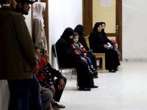 مشفى الهدى في قرية حور غرب حلب -تموز 2018