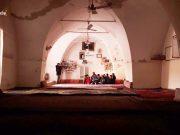 جامع التكية في مدينة خان شيخون