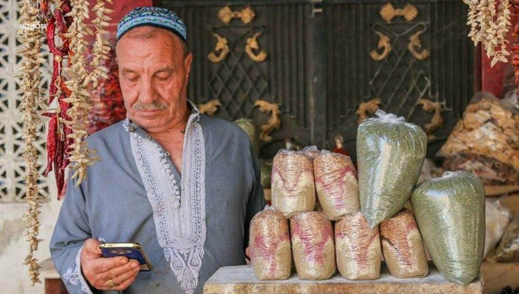 الحاج أبو أيمن صيبعة 67 عاماً من سكان مدينة ادلب.