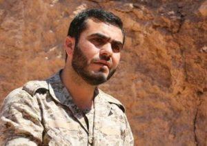 الرائد محمد منصور قائد جيش النصر -إنترنيت