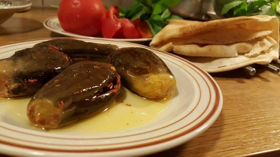 """المكدوس"""" أكلة السوريين في السراء والضراء - فوكس حلب"""