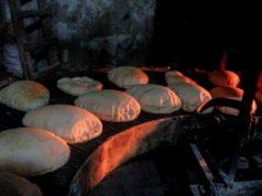 فرن خبز في إدلب -إنترنيت