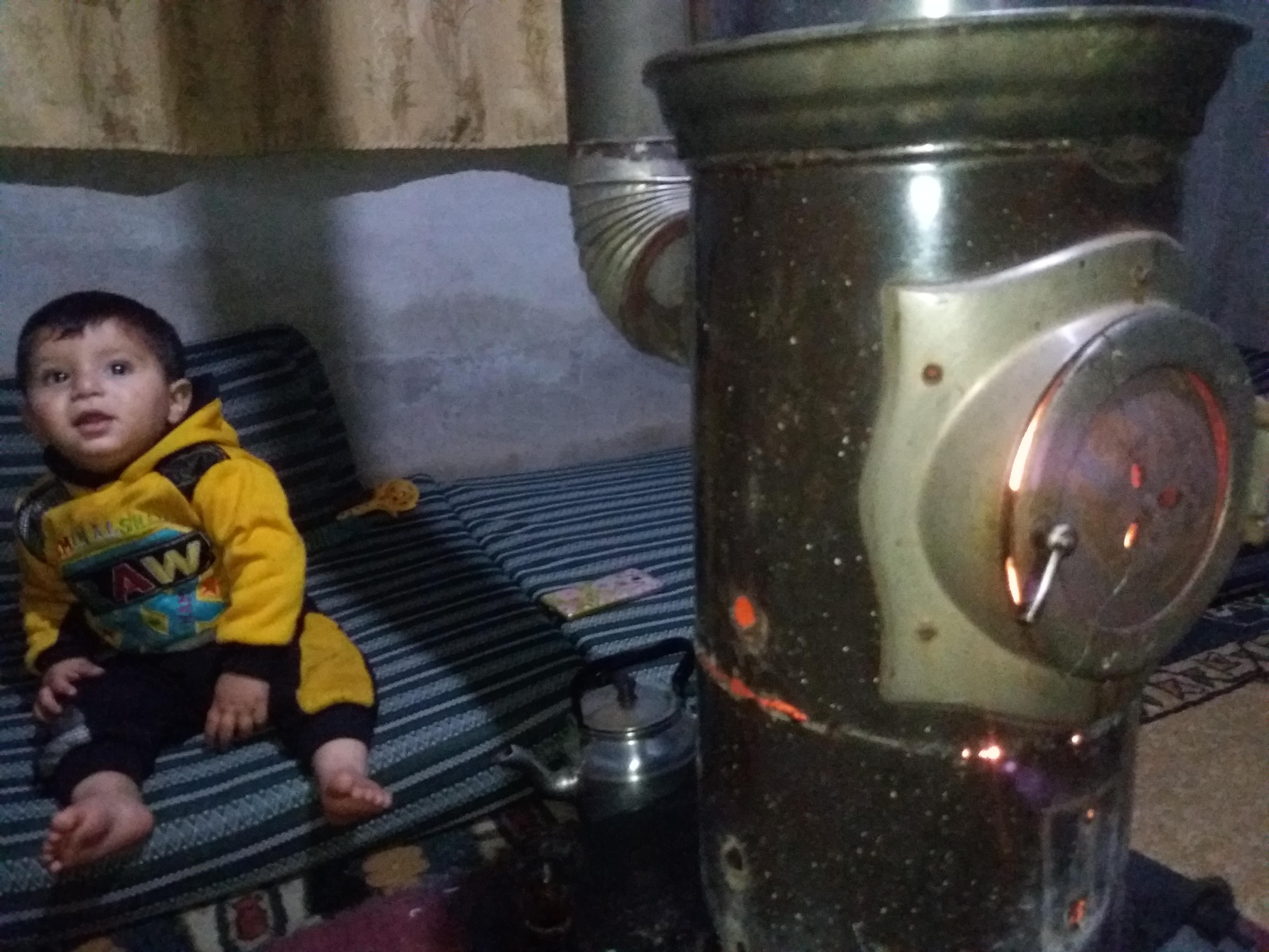 مدفأة معدلة لاستخدام الفحم الحجري -فوكس حلب