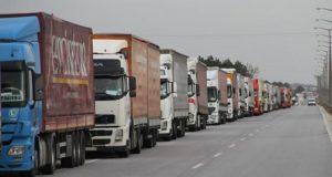 قوافل لمساعدات إنسانية إلى الشمال السوري -إنترنيت
