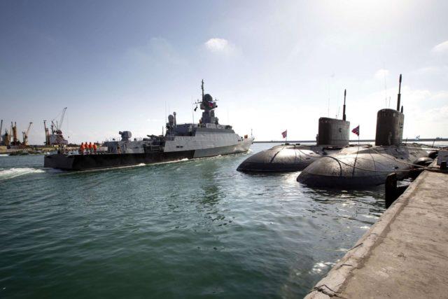 ميناء طرطوس المصدر: موقع ميدل إيست أونلاين