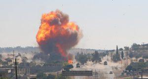 استهداف الدوريات الروسية -التركية مشتركة -إنترنيت