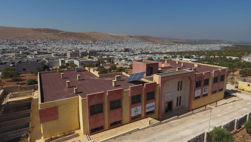 معهد عطاء المهني -فوكس حلب