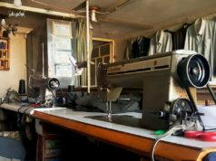 محل أبو أحمد لـ الخياطة اليدوية في زردنا بريف إدلب