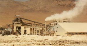 مناجم الفوسفات السوري -إنترنيت
