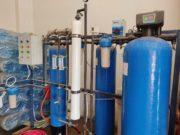 محطة الكوثر لفلترة مياه الشرب في جنديرس -فوكس حلب