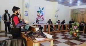 المقهى الثقافي في ترمانين -فوكس حلب