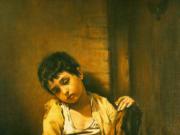 صورة تعبيرية عن أطفال الشوارع -إنترنيت