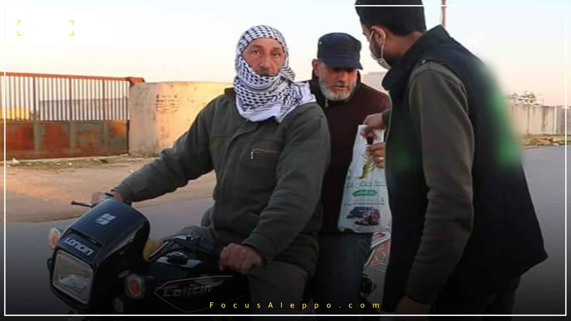 وجبات الإفطار الرمضانية في إدلب
