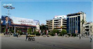 حلب يوم الانتخابات غير الشرعية في سوريا