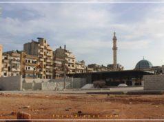 """سوق الحسين في إدلب عوضاً عن """"البراكيات"""""""