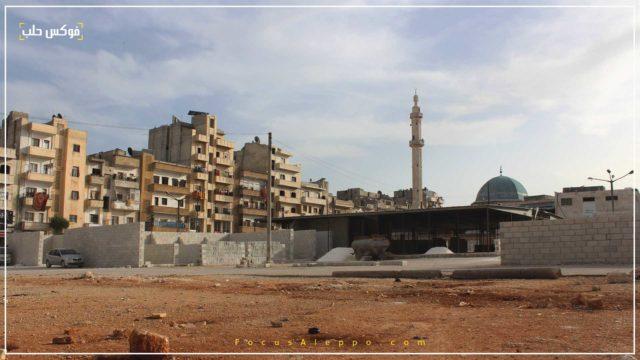 سوق الحسين في إدلب عوضاً عن