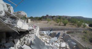استهدافات متكررة في جبل الزاوية -الدفاع المدني